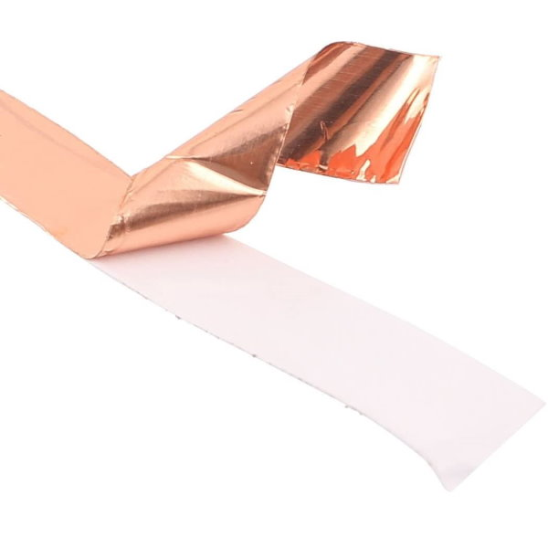copper tape, adhesive 10mm