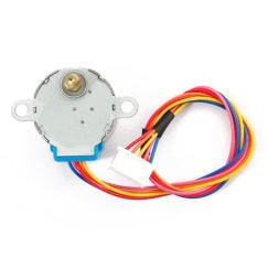 Stepper Motor, Small Reduction, 512 Steps, 150g.cm (858)