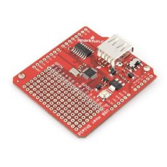 Arduino USB Host Shield - Proto-PIC DEV-09947 - Main
