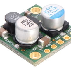 6V Step-Down Voltage Regulator D24V25F6