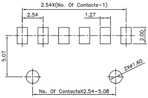 PPPRT-12638 Recommended PCB Land Pattern