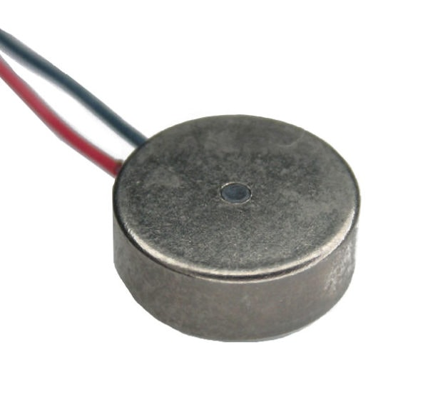 Proto-PIC Teeny-Tiny Shaftless Vibration Motor - 10mm