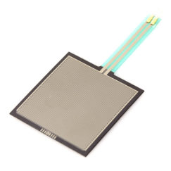 Force Sensitive Resistor - Square 38mm x 44.5mm