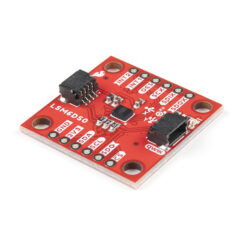 6 Degrees of Freedom Breakout, LSM6DSO, Qwiic (SEN-18020)