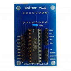 Shifter Kit v1.1 - Powered Shift Register