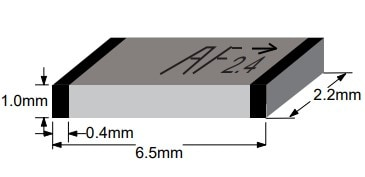 Proto-PIC dimension for cellular antenna chip