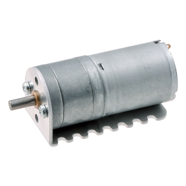 20.4:1 Metal Gearmotor with mount