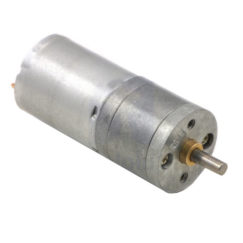 20.4:1 Metal Gearmotor from Proto-PIC.co.uk