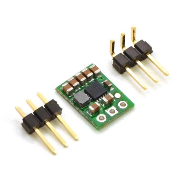 S7V7F5 Step-Up/Step-Down Voltage Regulator Pololu with header strips