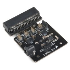 moto:bit motor driving robot controller for the bbc micro:bit main image proto-pic