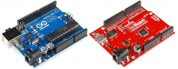 Whats the difference between the RedBoard and Arduino Uno?