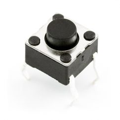 SparkFun COM-00097-10 Mini Push Button Switch (Pack Of 10)