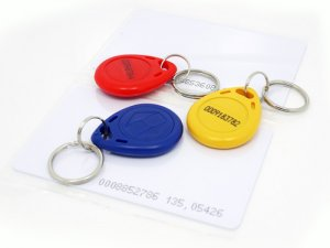 5 pack of 125Khz RFID tags