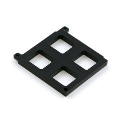 Button Pad 2x2 Bottom Bezel - SparkFun COM-08747