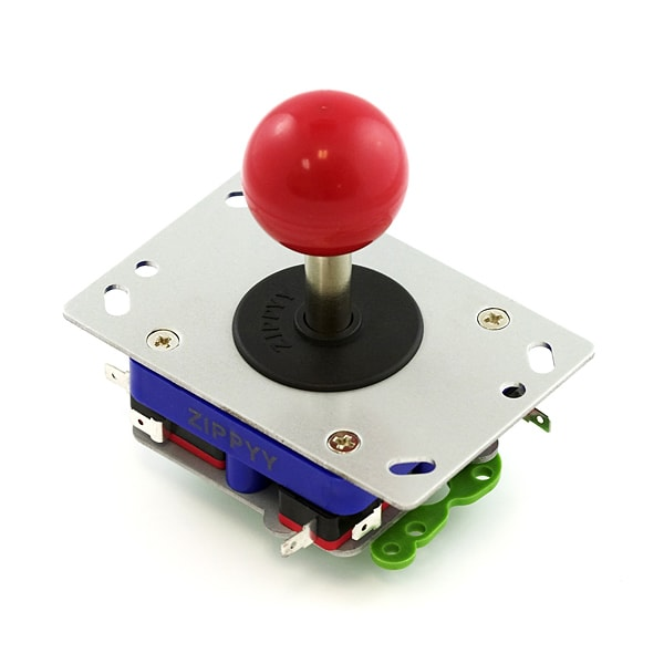Arcade Joy Stick - Short Handle Zippy Joystick