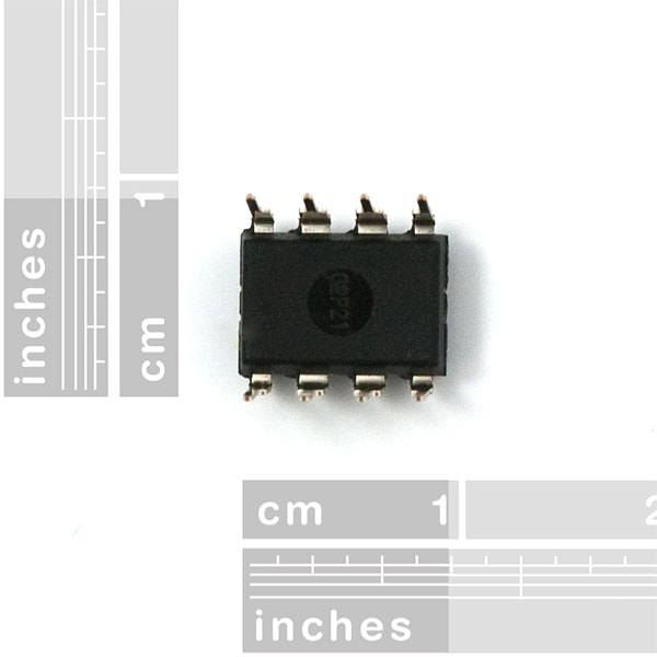 Components 555 Timer IC