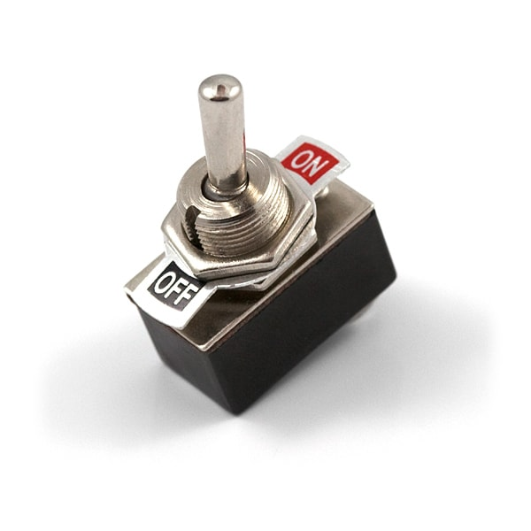 Proto-PIC Toggle Switch - SPST - Basic on/off
