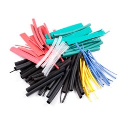 Heat Shrink Kit - Various Colours - 95 Pieces