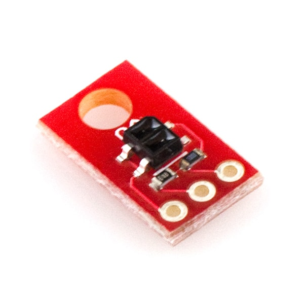 Line Sensor Breakout - QRE1113 - Analogue - Sparkfun (ROB-09453)