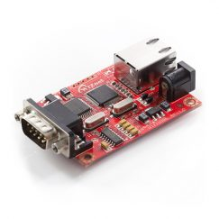 SparkFun DEV-09476 WIZnet Serial-to-Ethernet Gateway - WIZ110SR
