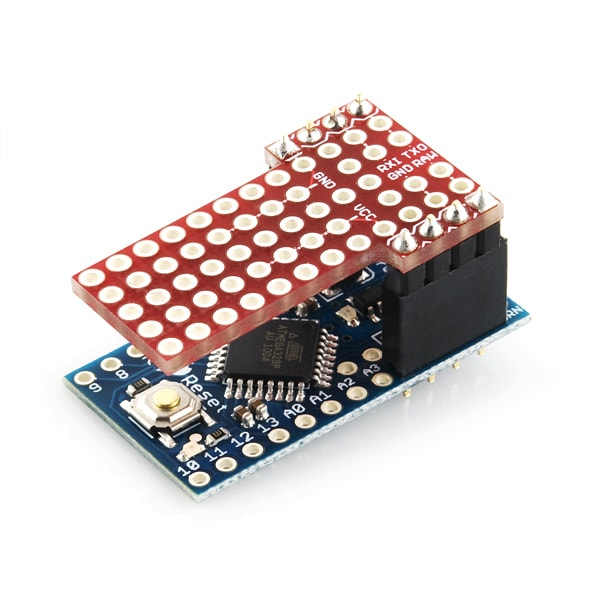 ProtoShield Mini for Arduino Pro Mini