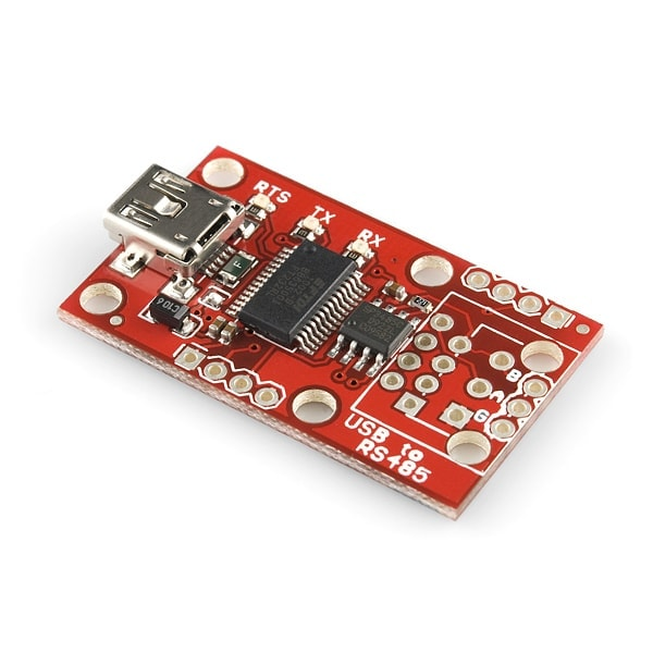 USB to RS-485 Converter Board
