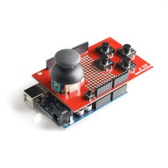 Joystick Shield Kit for Arduino