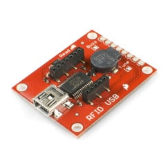 SparkFun SEN-09963 RFID USB Reader - New