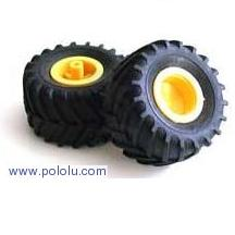 Robotics Tamiya 70096 Off-Road Tires (2 tyres)