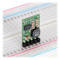 Voltage Regulator with Breadboard