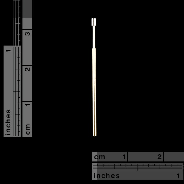 Pogo Pins with Concave Tip