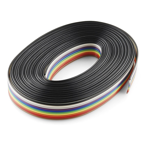Ribbon Cable - 10 wire - 4.5m (15ft)