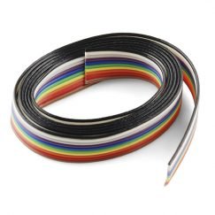 Ribbon Cable – 10 wire – 0.9m (3ft)