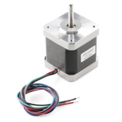 SparkFun ROB-10846 Stepper Motor - 58 oz.in (400 steps per rev)