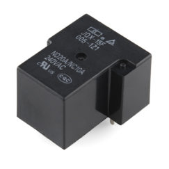 Relay SPDT Sealed - 20A - JQX-15F