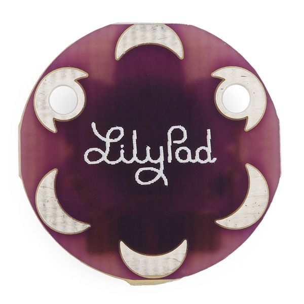 Audio SparkFun DEV-11008 LilyPad Vibe Board