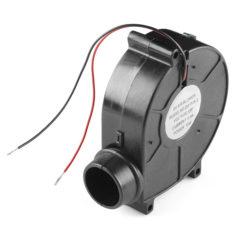 Proto-PIC Squirrel Cage Blower (12V)