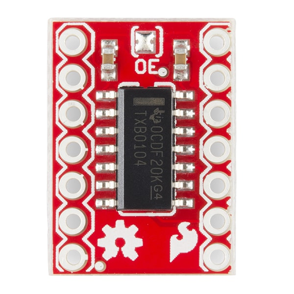 Voltage-Level Translator - TXB0104 Breakout - SparkFun BOB-11771