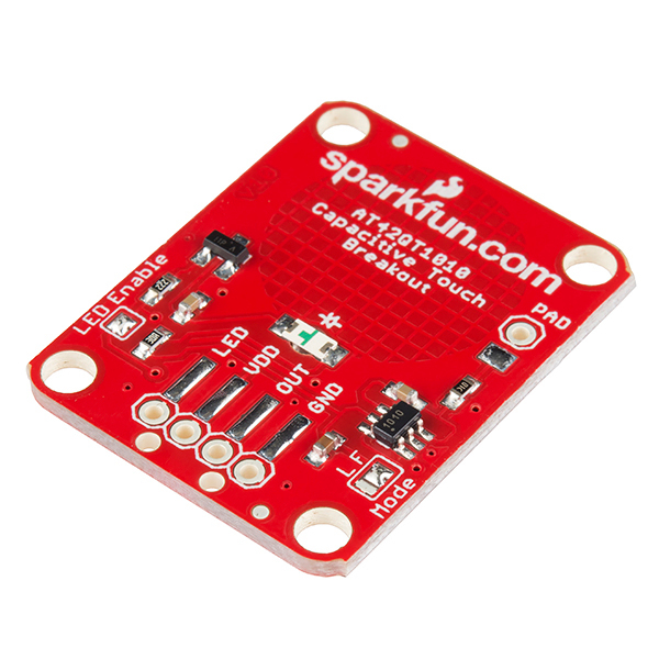 SparkFun SEN-12041 Capacitive Touch Breakout - AT42QT1010