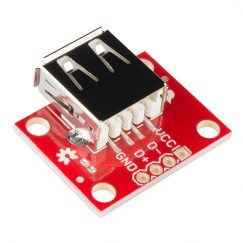 SparkFun BOB-12700 USB Type A Female Breakout