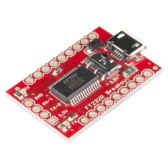 SparkFun BOB-12731 USB to Serial Breakout - FT232RL