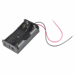SparkFun PRT-12900 Battery Holder - 2x18650 (wire leads)