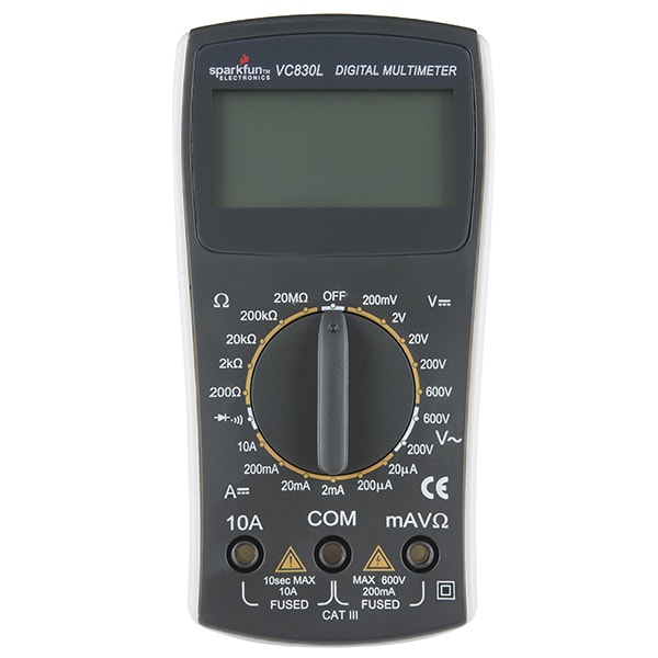 Digital Multimeter - Basic