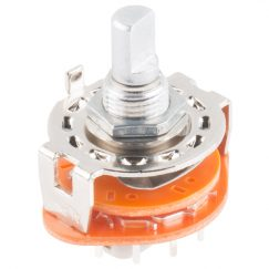 Rotary Switch - 10 Position - Single Pole