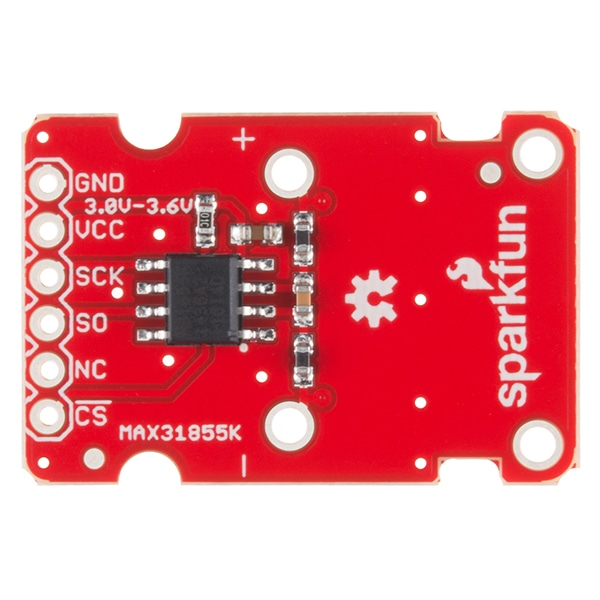 SparkFun SEN-13266 Thermocouple Breakout - MAX31855K