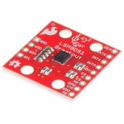 9 Degrees of Freedom IMU Breakout - LSM9DS1 SparkFun SEN-13284
