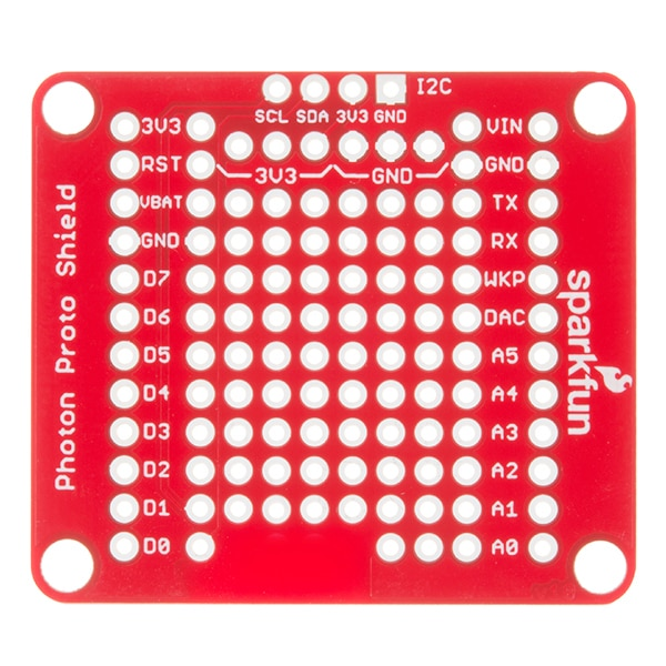 SparkFun DEV-13598 Photon ProtoShield