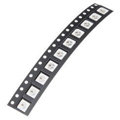 RGB WS2812B SMD LED (Strip of 10)