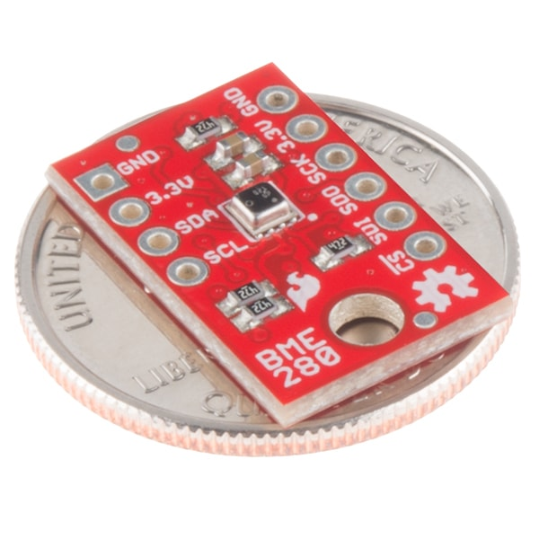 SparkFun SEN-13676 Atmospheric Sensor Breakout - BME280
