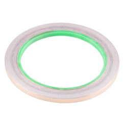 Copper Tape - Conductive Adhesive, 5mm / 10mm (50ft)